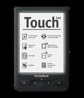 Überraschend vielseitig, überraschend leistungsstark: der PocketBook Touch Lux