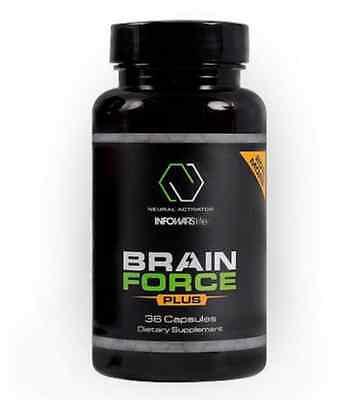 Infowars Life Brain Force Plus 36 Capsules