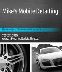 Mike's Mobile Detailing - WE'LL COME TO YOU AND CLEAN YOUR CAR