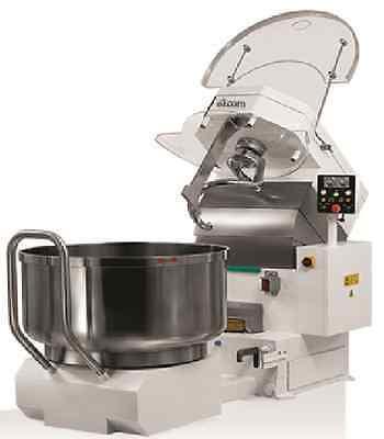Becom Dough Mixer Espm 250 M Removable Bowl Spiral Mixer 551lb Dough Capacity