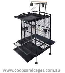 Black Bird Cage Aviary for Sale in Sydney - FREE SHIPPING!!! The Rocks Inner Sydney Preview