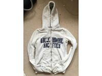 Abercrombie and Fitch - Zip Through Hoody Size S