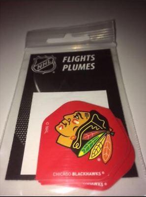 NHL Dart Flights(3-Flights) Chicago Blackhawks ()