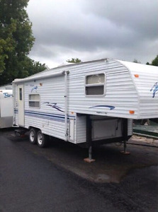 2000 Prowler Fifth Wheel
