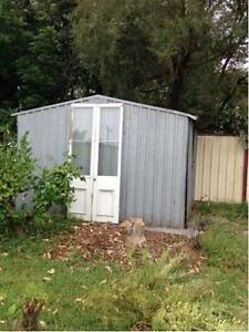 Dismantled galvanised garden shed Saratoga Gosford Area Preview
