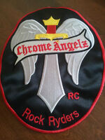 ChromeAngelz Rock Ryders motorcycle riding club