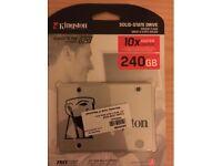 """Kingston UV400 240GB 2.5"""" SATA III SSD - (SSD0471)"""