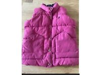 Joules gilet body warmer age 8 perfect condition