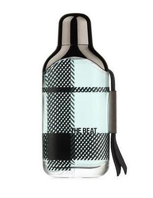 THE BEAT by Burberry 3.4 / 3.3 oz EDT eau de toilette Men's Spray Cologne New Burberry Spray Eau De Toilette