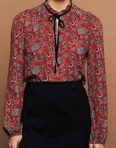 NEW WITH TAGS FOREVER 21 BLOUSE, SIZE MEDIUM