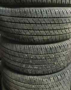 Used Tires. P215+60+16 INCH $225/4 TIRES (((70-85%TREAD)))