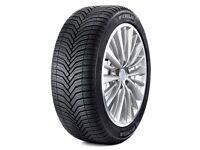 4 x Michelin MICHELIN CROSSCLIMATE 225/45/17 94W XL All Season Tyre