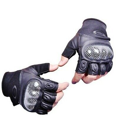 Half Finger Standard Issue Oakley Pilot gloves.New without tag.Wholesale (Oakley Price)