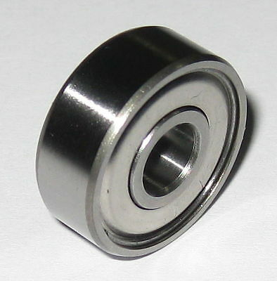 Miniature Steel Ball Bearing For Motors Fans - .75 Od - .25 Id - 19 X 6.35mm
