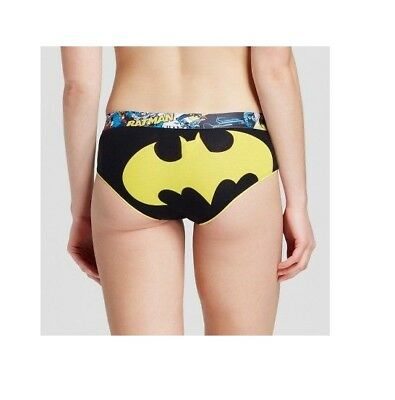 Batgirl Logo (Batgirl 82457 Women's DC Comics Batman Logo Hipster)