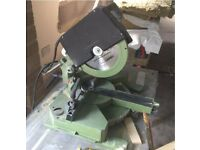 Electra Beckum joiners mitre saw.