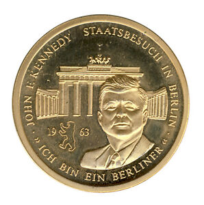 USA - J. F. Kennedy - Brandenburger Tor - ANSCHAUEN (11191/649N)