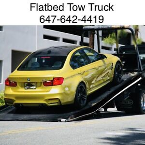 Tow Truck Flatbed | 647-642-4419