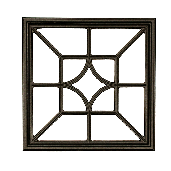 Nuvo Iron Square Decorative Gate Fence Insert Acw54 Fenci...