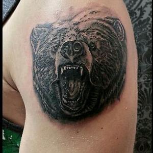 Tattoo artist tattoo promo
