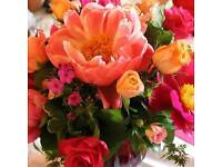 Part time/full time experienced florist required inc. Saturdays