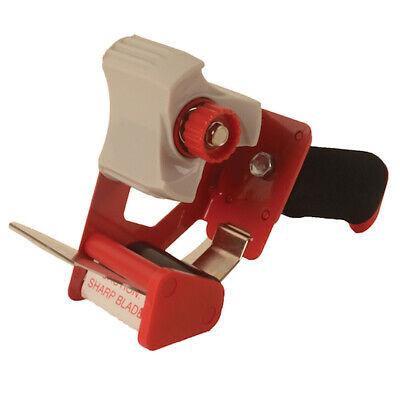 Tape Dispenser 2 Inch Tape Gun Foam Grip Heavy Duty Packaging