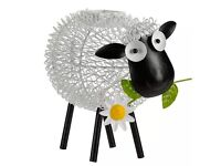 NEW Solar Powered Dolly Sheep Illuminated Silhouette-Colour Changing-Priced Low