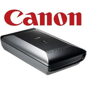NEW CANON 9000F MARK II SCANNER 231122190 CANOSCAN PHOTO FILM AND NEGATIVE SCAN FLATBED