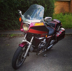 Honda silverwing gl 650 cx500 ideal cafe racer project