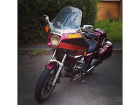 Honda Gl 650 cx500 classic motorcycle