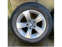 BMW Winter Alloy Wheel Set