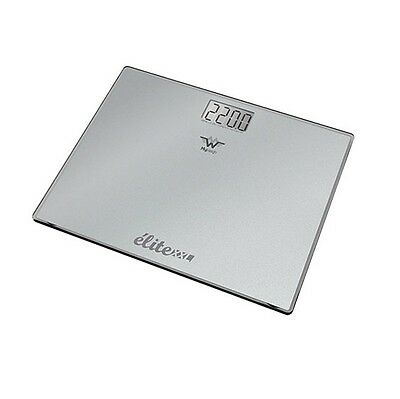 My Weigh Elite Xxl Glass Bathroom Scale With 400 Lbs Capa...