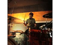 *DRUM LESSONS FOR CHILDREN* DBS checked - with professional Touring drummer Ivan Panella