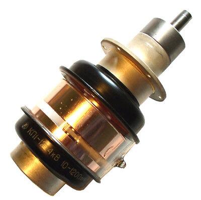 Vacuum Variable Capacitor 10-1200pf 8kv4kv New In Box