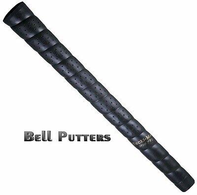 """Tacki-mac Perforated Tour Pro Wrap Midsize Black Golf Grip-Mens-Select # +1/16"""""""