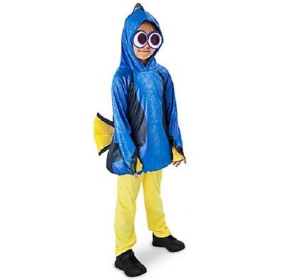 Disney Halloween Costumes For Kids (NWT Disney Store Finding Dory Halloween Costume for Kids Size)