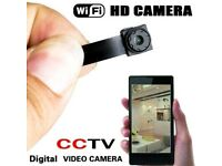 HD spy cctv wireless camera