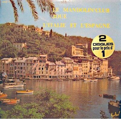 LE MANDOLIN' CLUB joue l'italie et l'espagne 2LP'S FESTIVAL santa lucia/paloma++ ()