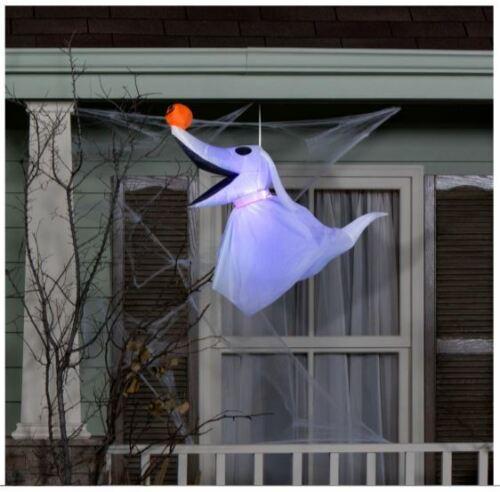 Gemmy Airblown Halloween Inflatable Nightmare Before Christmas Zero
