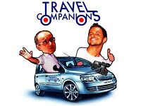Are you a male looking for Travel Companion ?