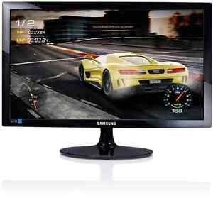 Samsung S24D330H 24 Full HD 1080p 1ms VGA HDMI 250cd/m2 LED Gaming Monitor