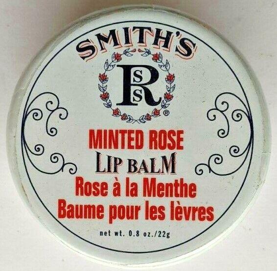 Rosebud Perfume Co. Minted Rose Lip Balm, .8 oz