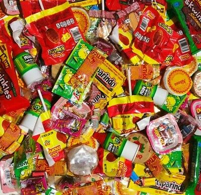 Mystery Mexican Candies box 50 pc