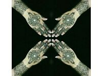 Professional henna mehndi artist BIRMINGHAM