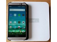 HTC one M9 unlocked, very good condition