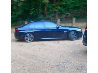 BMW 535D MSPORT BLACK