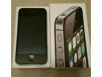 Apple Iphone 4S with accessories