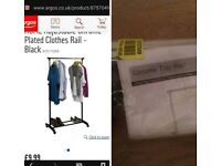 Brand new clothes rails 2 for £10 free delivery in hull