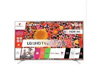 LG 55 inch smart tv ultra hd 4k hdr