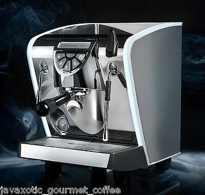 Simonelli Musica LUX Volumetric Espresso Coffee Machine DIRE